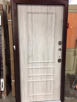 Дверь термо металлмдф