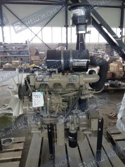 Двигатель Weichai 4RMAZG (R4105) Евро 2