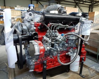 Двигатель SIDA SD4DW55 Евро 2