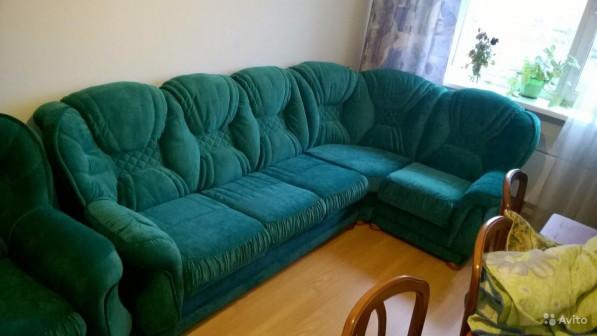 Перетяжка мебели/обивка и ремонт диванов