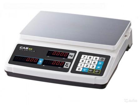 Торговые весы CAS PR-B
