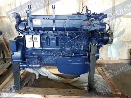 Двигатель Weichai WP10340E32 340 лс Евро 2