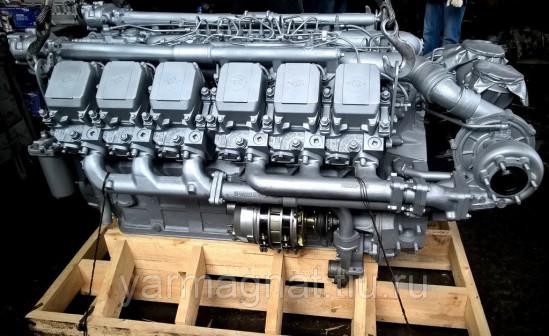 Двигатель ЯМЗ 240НМ2 индивидуальной сборки