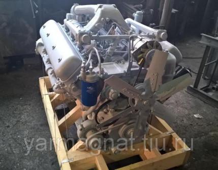 Двигатель ЯМЗ 238НД3 инд сборки
