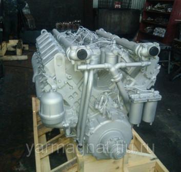 Двигатель ЯМЗ 240М2 индивидуальной сборки