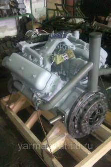 Двигатель ЯМЗ 236М2 с комплектом переоборудования на Т 150