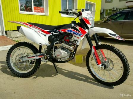 Мотоцикл BSE Z5