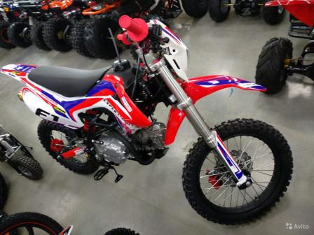 Мотоцикл(Пит-Байк) 125см3