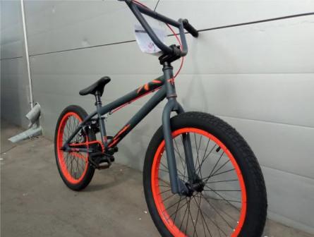 Велосипеды BMX бмх Tech Team Twen трюковые черные