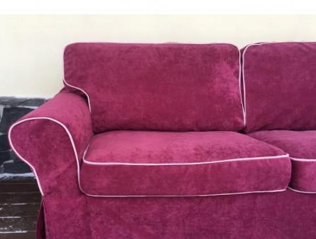 Чехол для дивана-кровати Экторп (Икеа)