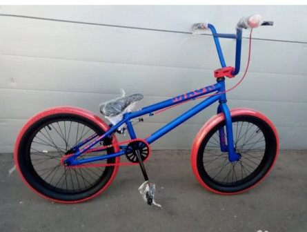 BMX Mack