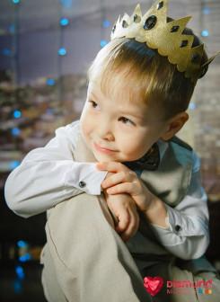 Детская фотосессия PRINCE  PRINCESS