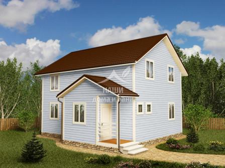 Строительство каркасных домов бань веранд