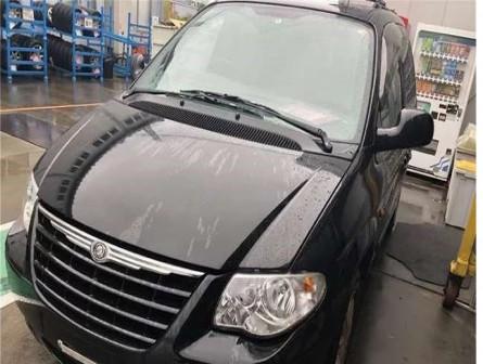 Chrysler Voyager 2001-2007