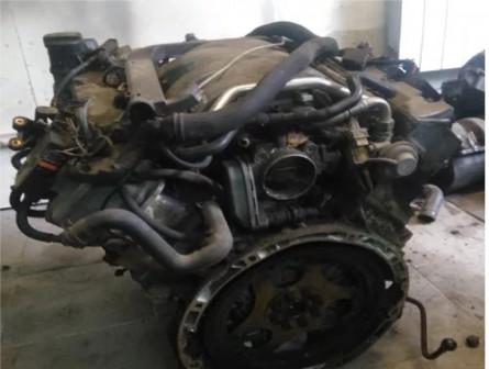 Двигатель 112.921 Мерседес 210 Е280 V-образный