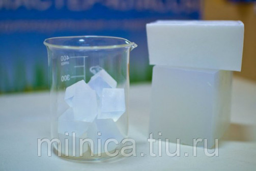 Brilliant, мыльная основа прозрачная,1кг