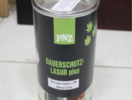 Масло для обработки древесины PNZ