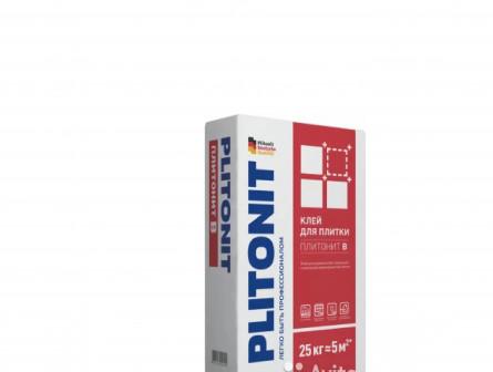Клей для плитки Плитонит В