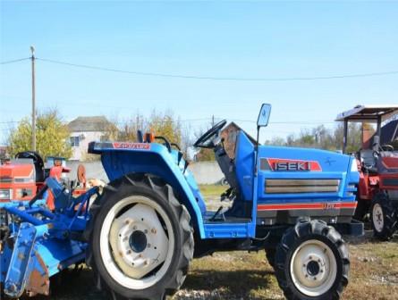 Продам японский мини трактор