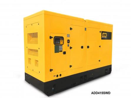 Дизель электростанция 300 кВт