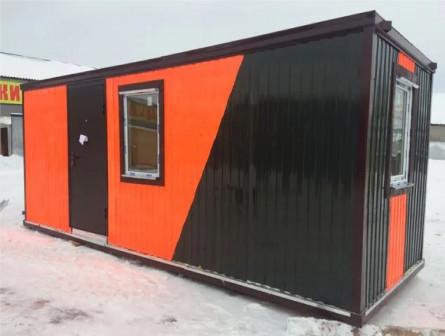 Блок-контейнер,Бытовка,Модульное здание,Каркас