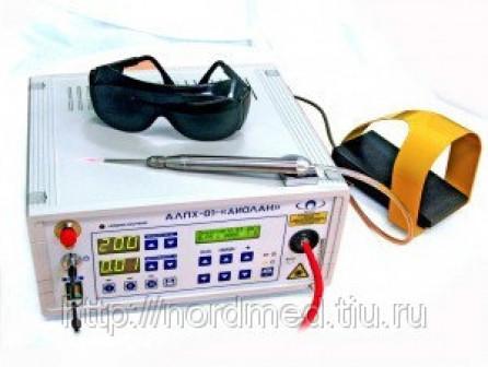 Лазер для удаления сосудов Диолан 940  980 нм