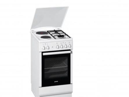 Комбинированная плита Gorenje KN 52160 AW