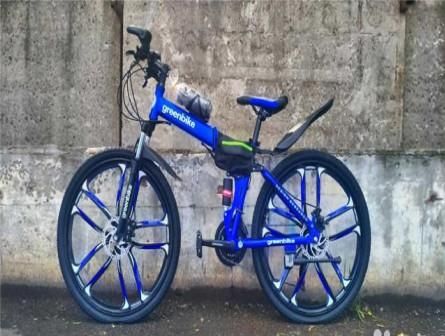Велосипед горный складной
