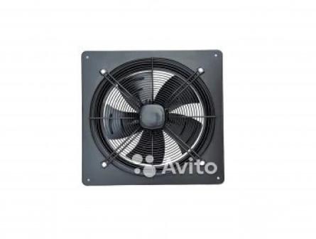 Вентиляторы промышленные осевые woks
