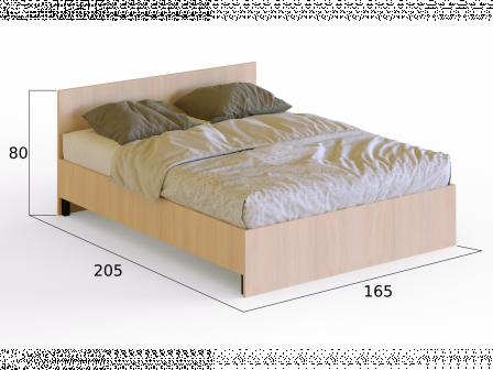 """Кровать с матрасом """"Эльза"""""""