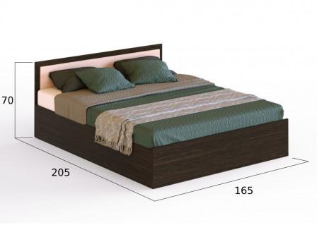 """Кровать с матрасом """"Лиана"""""""