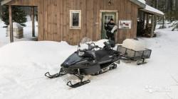 Снегоход Ямаха VK Professional II EPS