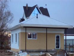 Дом 82 м² на участке 5 сот.