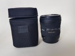 Объектив Sigma AF 4.5mm f/2.8 EX DC HSM CF