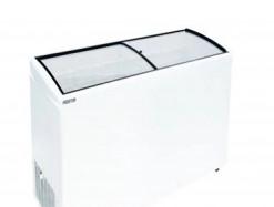 Морозильный ларь F 700 e (гнутое стекло)