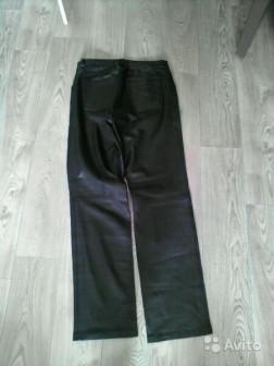 Кожаные штаны (брюки)