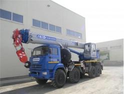 Автокран 32 тонны вездеход