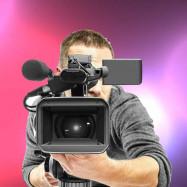 видеосъёмка  любая