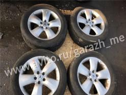Комплект оригинальных колес Acura RDX 235/55 R18