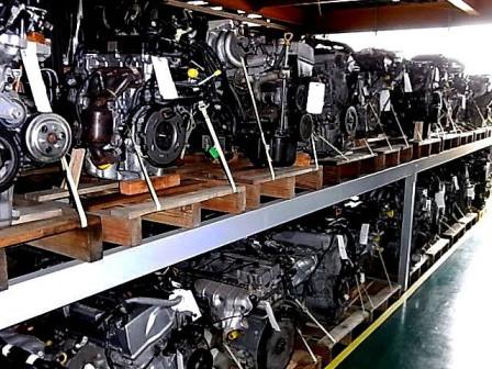 Продаем контрактные двигатели в Ставрополе