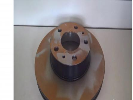 Диск тормозной передний Citroen Jumper Boxer R15