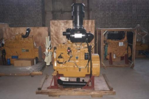 Двигатель в сборе Shanghai SC9D220G2B1 (DBL2525)