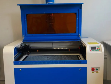 Лазерный станок ELM-9060M 100W reci, RuiDa