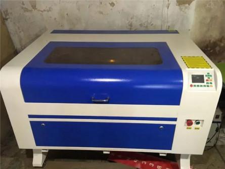 Лазерный станок 9060 reci 100 w RuiDa rdc-6442