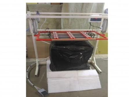 Полуавтомат для пакетов с прямоугольным дном