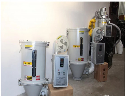Бункер сушилка для полимеров SHD-200 кг,л