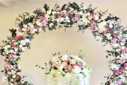 Оформление свадьбы. Свадебная арка