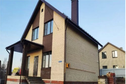 Дом 140 м² на участке 6.6 сот.