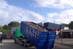 Аренда мусорного контейнера 20 кубов