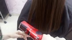 Полировка волос + подравнивание концов